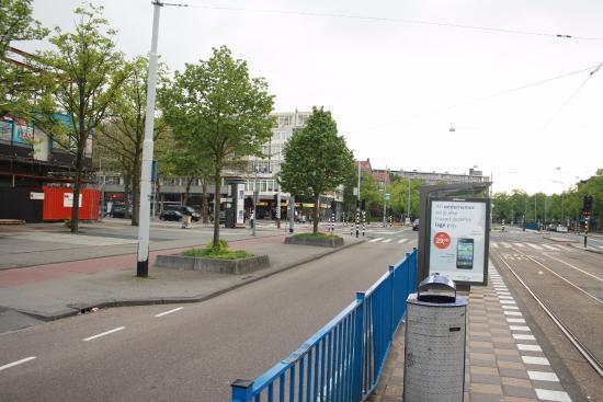 Nieuw Slotania Hotel: окрестность