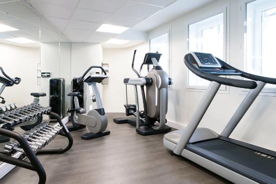 Salle Fitness Accessible 24h 24 Photo De Novotel Suites Paris