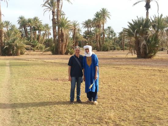 Tinejdad, Marokko: PALMERAL