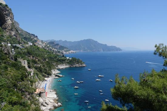 Aldo Limos: Amalfi Coast Drive