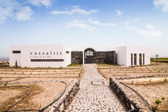 Vassaltis Vineyards
