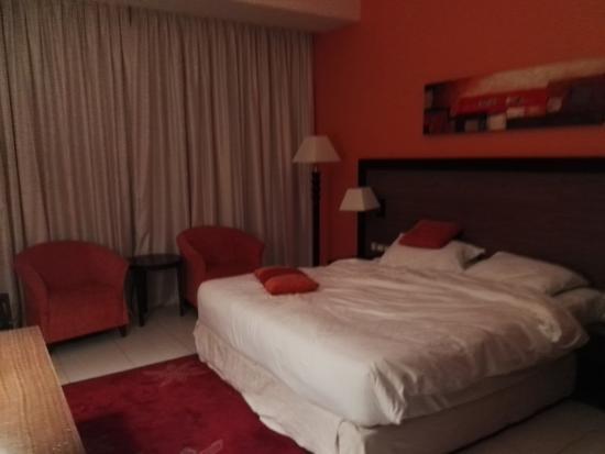 Abidos Hotel Apartment - Al Barsha: Dormitorio
