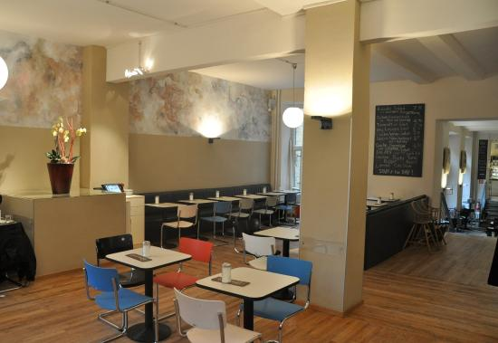 Photo of American Restaurant Barcomi's Deli at Sophienstr. 21, Berlin 10178, Germany