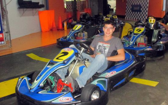 Indoor Kart La Pista