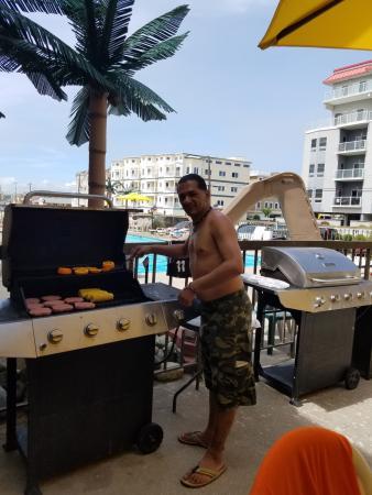 Beach Colony Resort Motel Photo