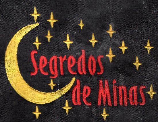 Segredos de Minas: Marca do Restaurante