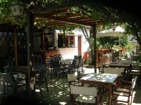Kalamos, Griekenland: wifi spot!