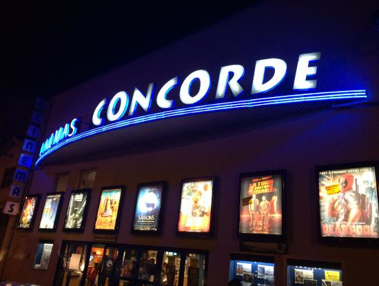 Cinéma Concorde