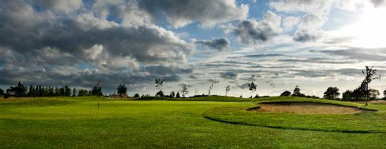 Halesworth, UK: 18 Hole Blyth Course