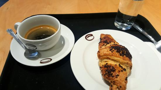 Stunning Double Espresso And Tescos Chocolate Croissant  Picture Of  With Excellent Esquires Coffee Double Espresso And Tescos Chocolate Croissant With Alluring Good Pubs In Covent Garden Also Best Food In Covent Garden In Addition Babylon Roof Gardens Kensington And Lawn Mower Large Garden As Well As Beeses Tea Gardens Additionally Garden Seating Ideas From Tripadvisorcouk With   Excellent Double Espresso And Tescos Chocolate Croissant  Picture Of  With Alluring Esquires Coffee Double Espresso And Tescos Chocolate Croissant And Stunning Good Pubs In Covent Garden Also Best Food In Covent Garden In Addition Babylon Roof Gardens Kensington From Tripadvisorcouk