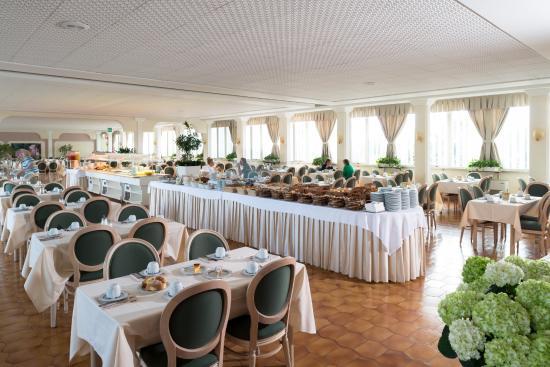 Apollo Hotel Terme: Sala Colazione