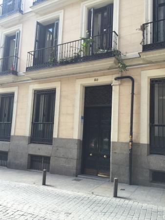 Hostal Bruña Madrid