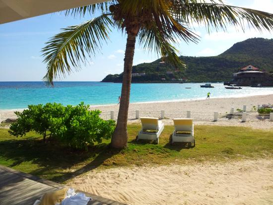 Best Island Beaches For Partying Mykonos St Barts: St. Jean Beach (take-off!)