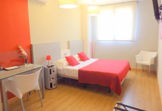 Venta de Banos, Spagna: Habitación doble