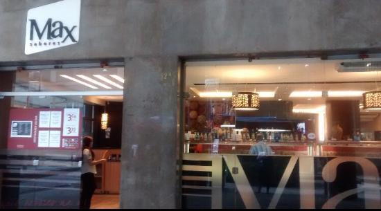 Restaurante Max Grill
