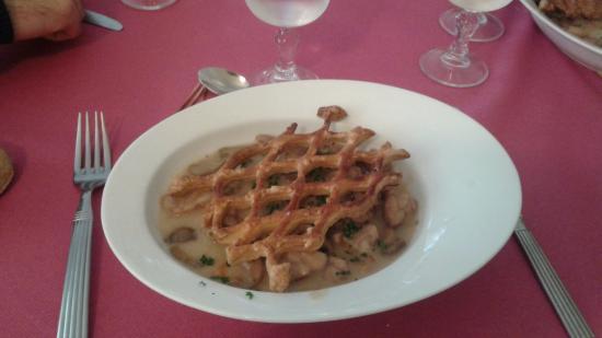 Bidos, Prancis: Feuillantine ris de veau
