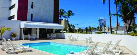 Salvador Mar Hotel: VISTA DA PISCINA