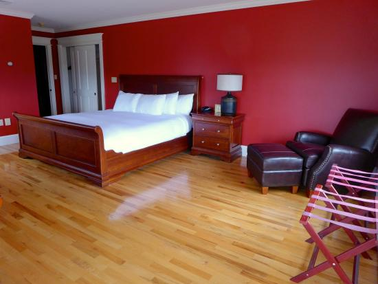 Fly Creek, NY: Bay Suite