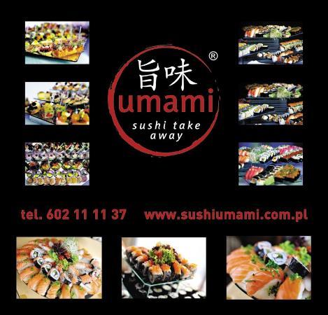 Umami Sushi : my
