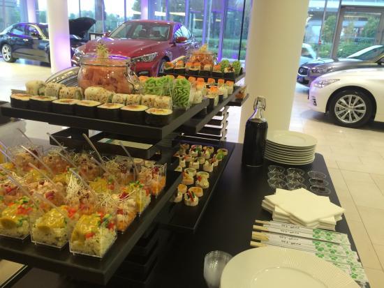Umami Sushi : bufet sushi