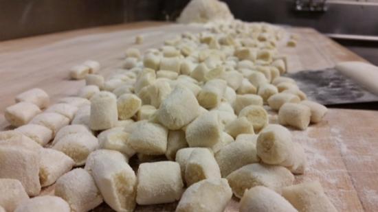 Trattoria Delia: Housemade gnocchi
