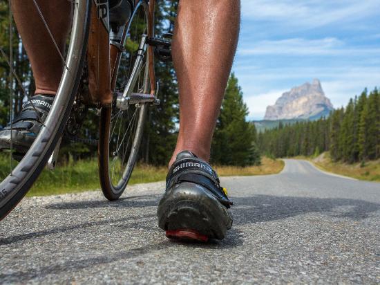 Banff National Park, Canada: Cycling