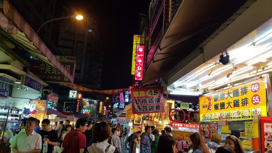 Kết quả hình ảnh cho Yizhong Night Market
