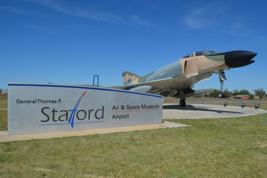 Image result for stafford air and space museum