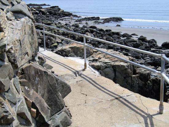 York Harbor, ME: walk