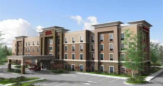 ‪Hampton Inn & Suites Mason City‬