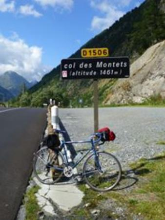 Reserve naturelle des Aiguilles Rouges: En Route from Geneva to Nice - 800 miles of Col Bagging.