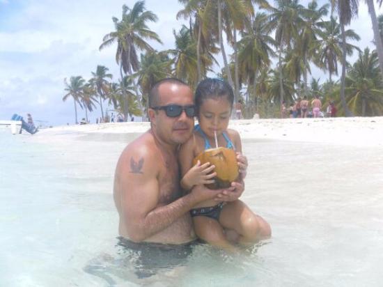 Bayahibe, Dominican Republic: isla saona