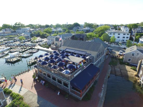 Seafood Shanty: Rooftop Deck