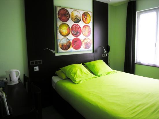 Abaca Ypua Hotel Restaurant : Chambre luxe