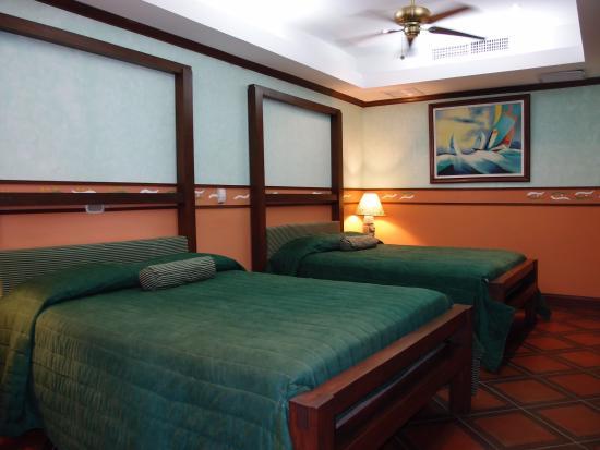 Hotel Colonial : Junior Suite - 2 queens