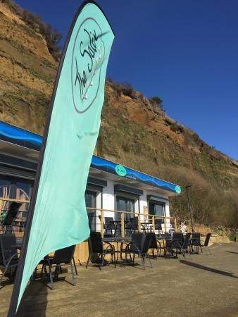The Salix Beach Cafe