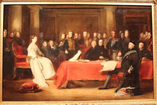 The Queen's Gallery: looked alive
