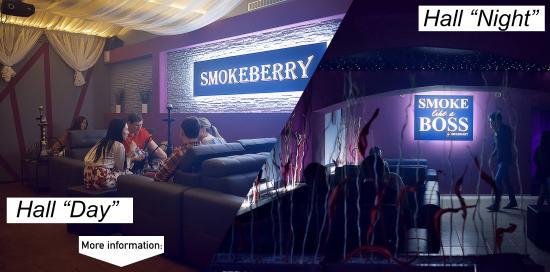 Smokeberry Lounge Bar