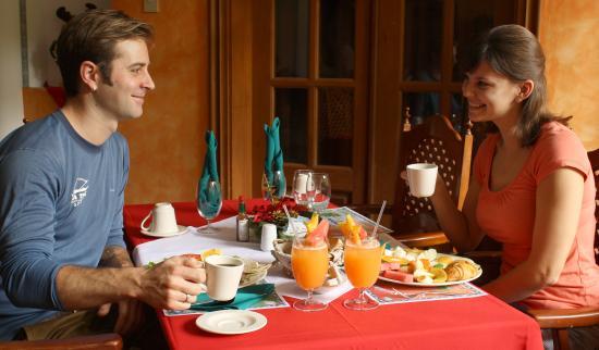 Hotel Colonial : Breakfast