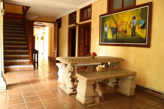 Hotel Colonial : Hotel Area