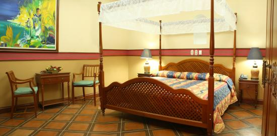 Hotel Colonial : Double Room - 1 king