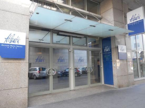 هتل آتلاتیس وین