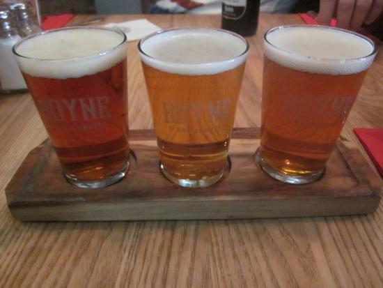 โดรกเฮดา, ไอร์แลนด์: Local craft beers