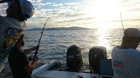 Early morning fishing picture of erasmo 39 s tours punta for Punta mita fishing