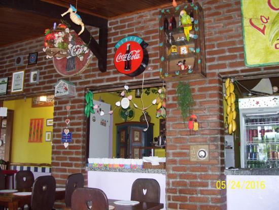 barra de bar y cocina - Picture of La Creperie, Porto de Galinhas ...