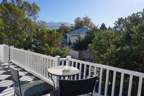 The Cape Cadogan: Private balcony