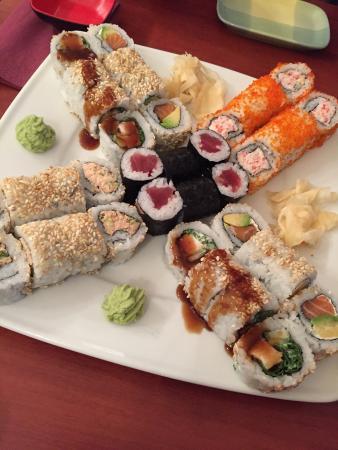 sushi haus deutz k ln restaurant bewertungen telefonnummer fotos tripadvisor. Black Bedroom Furniture Sets. Home Design Ideas