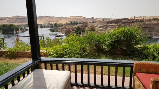 Balcony - Sofitel Legend Old Cataract Aswan Photo