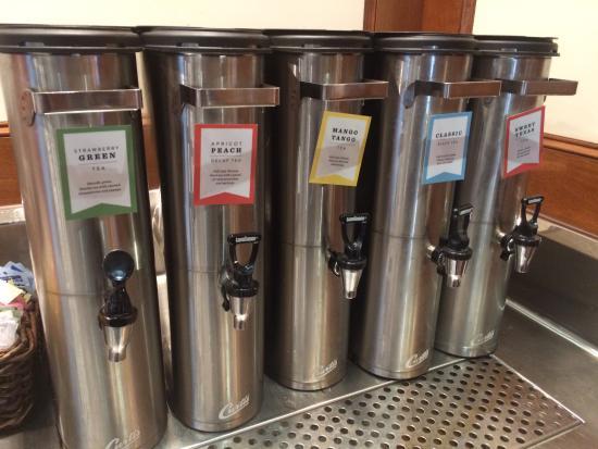 Colleyville, TX: Ice tea options