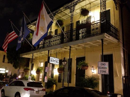 French Quarter Phantoms Second Haunted Hotel In Nola Andrew Jackson